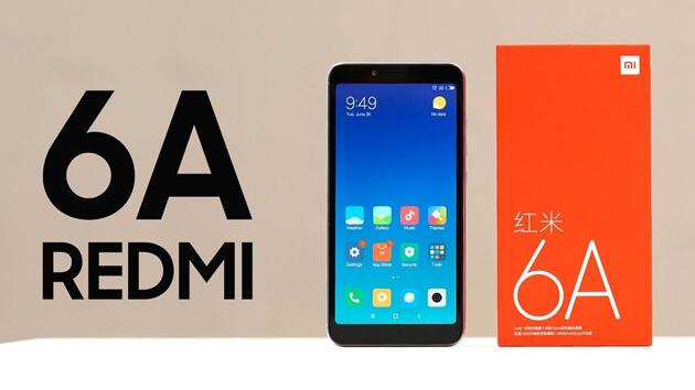 Xiaomi Redmi 6A  упал в цене после двухмесячного запуска
